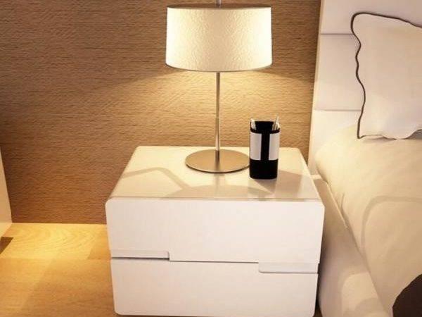 Quality High End Modern Home Furniture Bedside Locker Side Cabinet