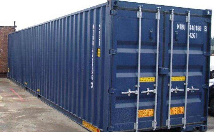 Quality New Used Shipping Container Sales