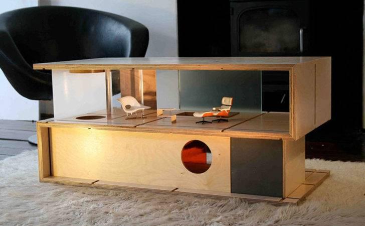 Qubis Modern Doll Houses Furniture One Amy Whitworth
