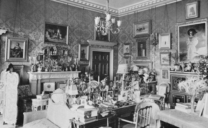 Queen Alexandra Sitting Room Marlborough House