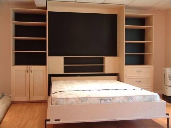 Queen Ikea Murphy Beds Pic Nice But Not Helpful