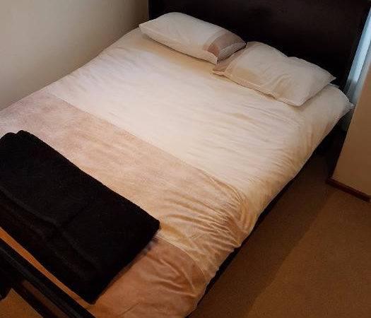 Queen Sleigh Bed Mattress Fairland Olx