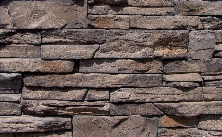 Quick Stack Stone Veneer Cathedral Grey