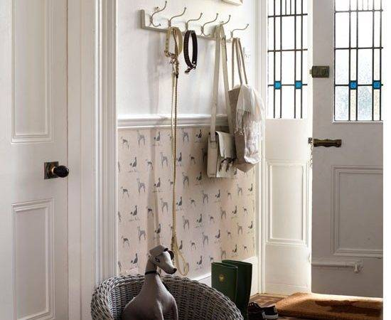 Quirky Hallway Hallways Country Homes Interiors