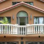 Railing Design Balcony Modern Style