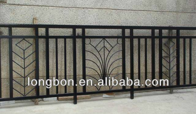 Railing Design Balcony Simple Hit Home Ideas
