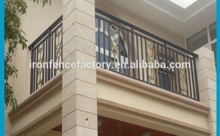 Railing Designs Outdoor Metal Stair India