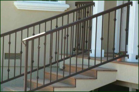 Railings Wrought Iron Hand Railing Stair Porch