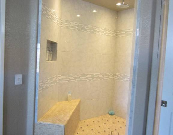 Rain Glass Shower Door Patriot Mirror San Diego