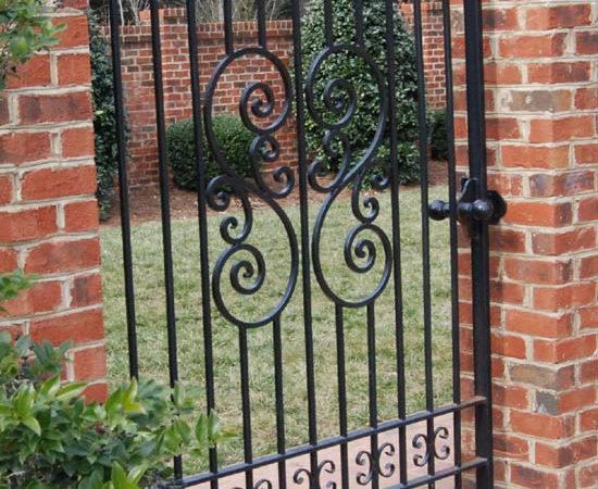 Raleigh Wrought Iron Fence Custom Gates