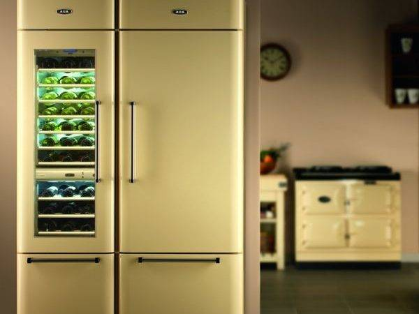 Range Seriously Cool Capable Refrigerator
