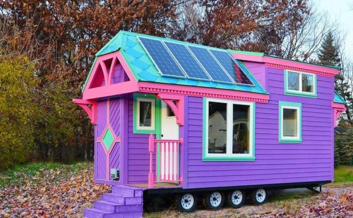 Ravenlore Custom Tiny House Green Cabins