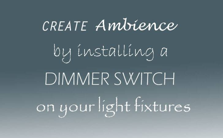 Read More Lights Create Ambience