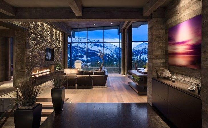 Read Next Luxury Villa Mountain Views Swiss Alps Verbier