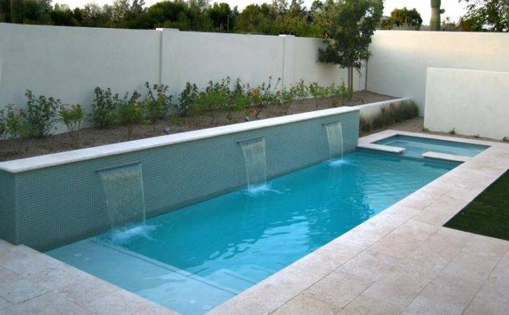 Really Make Small Swimming Pool Hot Tub Stand Out