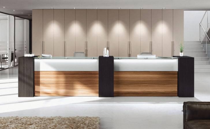 Reception Counter Design Nice