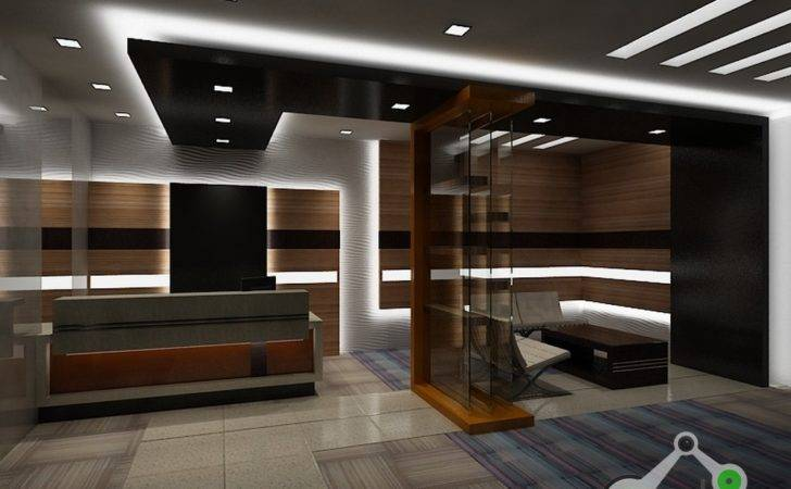 Reception Counter Desk Design Likewise Office Area