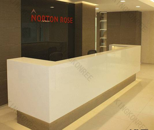 Reception Desk Commercial Front Counter Buy