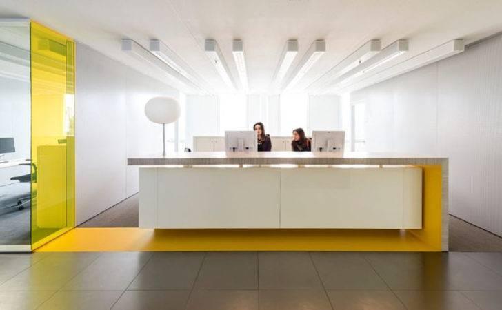 Reception Desk Designrulz