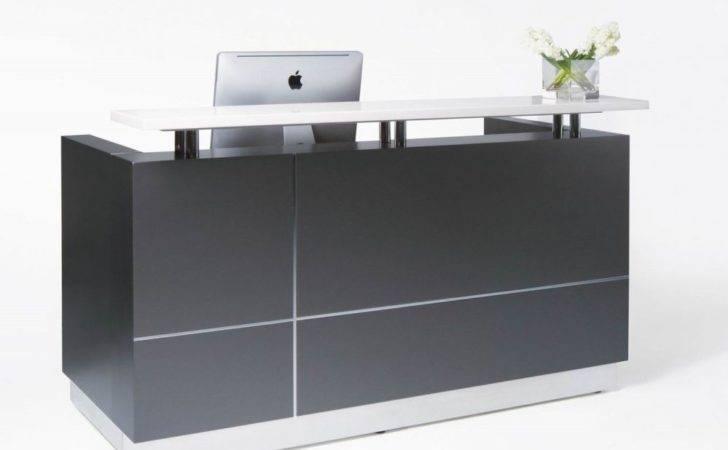 Reception Desk Retail Furniture Store