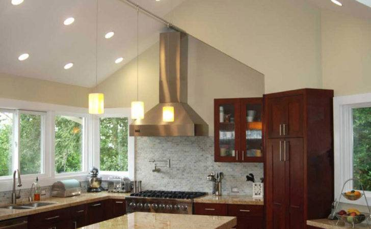Recessed Lighting Sloped Ceiling Ideas