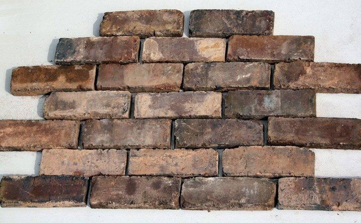 Reclaimed Brick Slips Selly Oak Brindle Cawarden Reclaim