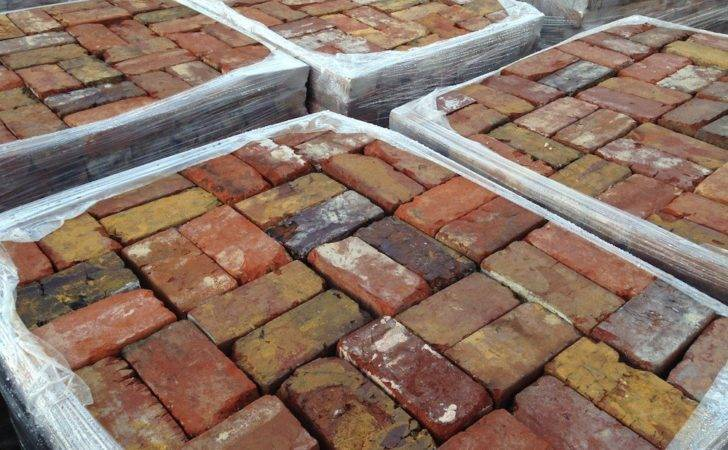 Reclaimed Bricks Baltimore Brick