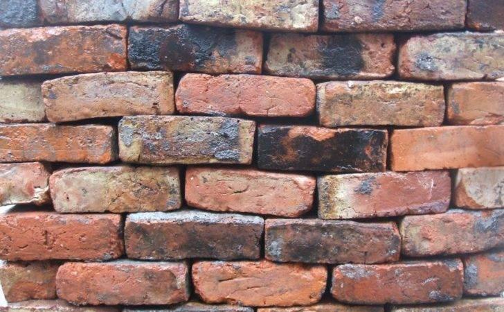 Reclaimed Bricks Salvaged Sale