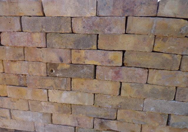 Reclaimed Bricks Used New Dds Reclamation Yard