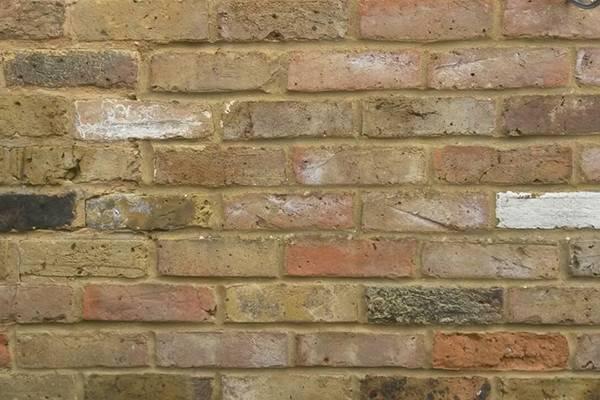 Reclaimed London Yellow Mixed Bricks