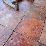 Reclaimed Spanish Terracotta Tiles Stdibs