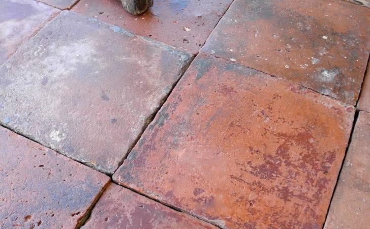 Reclaimed Spanish Terracotta Tiles Stdibs