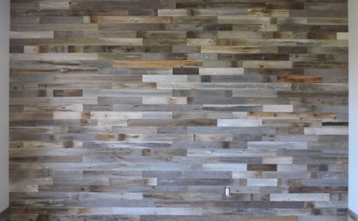 Reclaimed Wood Wall Paneling Diy Asst Inch Boards Abwframes