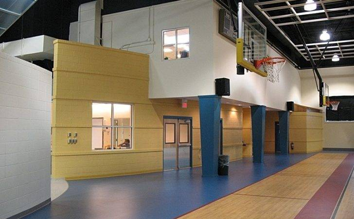Recreation Center Design Lyndhurst