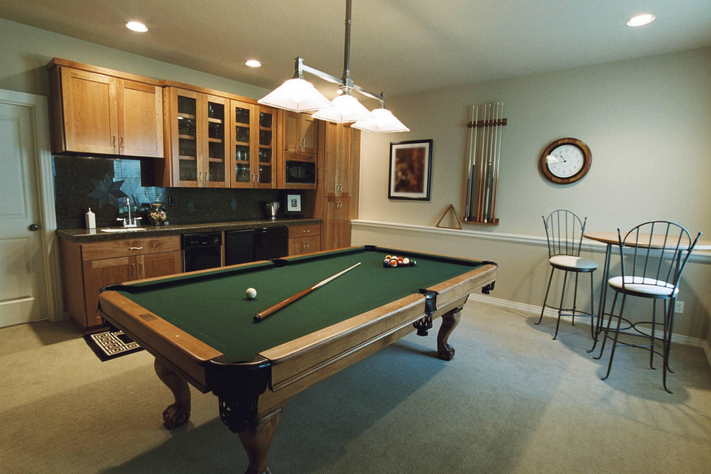 Recreation Room Decorating Ideas