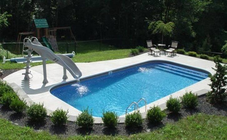 Rectangle Pool Design Ideas Home Interior