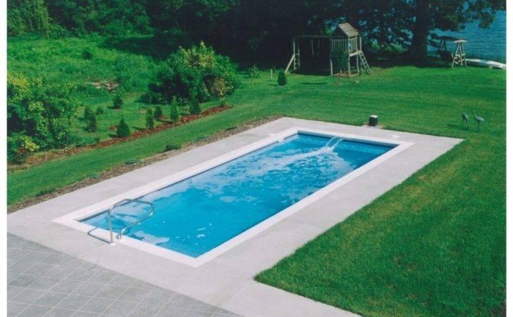 Rectangle Pool Designs Plus Pools Shaped
