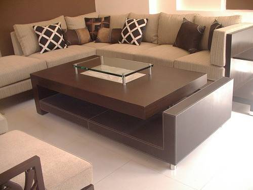 Rectangular Coffee Table Designs Living Room