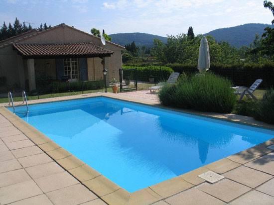 Rectangular Swimming Pool Home Design Ideas
