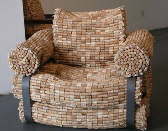 Recycle Recycled Wine Cork