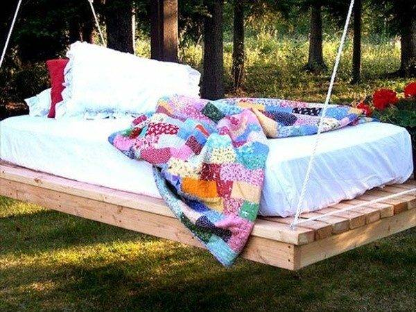 Recycle Used Pallets Into Unique Pieces Furniture Pallet