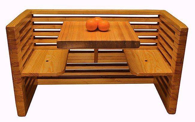 Recycled Bowling Alleys Make Awesome Wood Furniture Treehugger