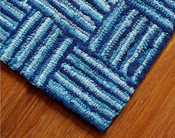 Recycled Cotton Rug Eco Friendly Indoor Rugs