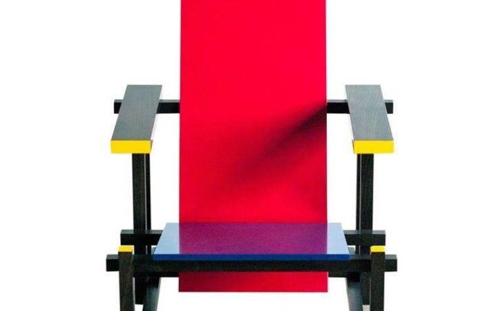 Red Blue Chair Gerrit Rietveld Stdibs