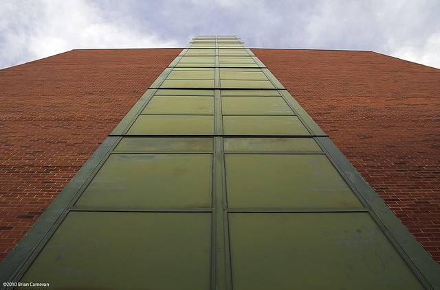 Red Brick Green Glass Flickr Sharing