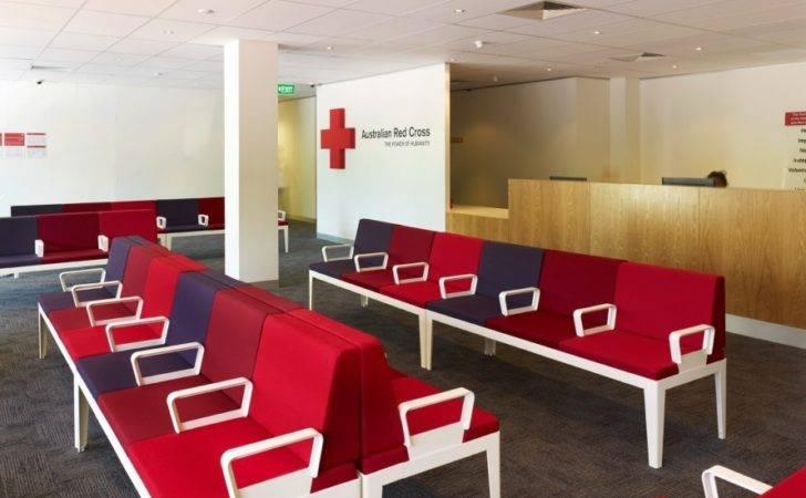 Red Cross Australia Melbourne Office Design Interior