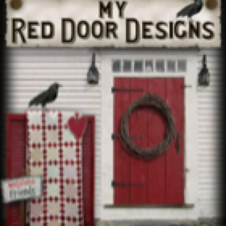 Red Door Designs Pinterest