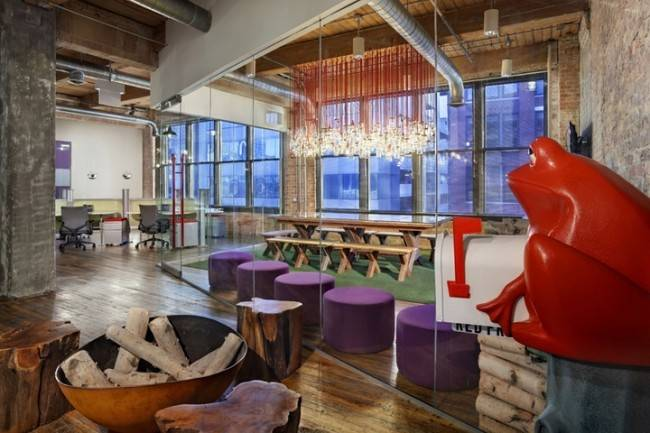 Red Frog Events Office Design Best Offices