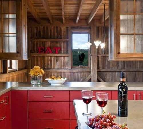 Red Kitchen Walls Elegant Wall Color Schemes Light Dark