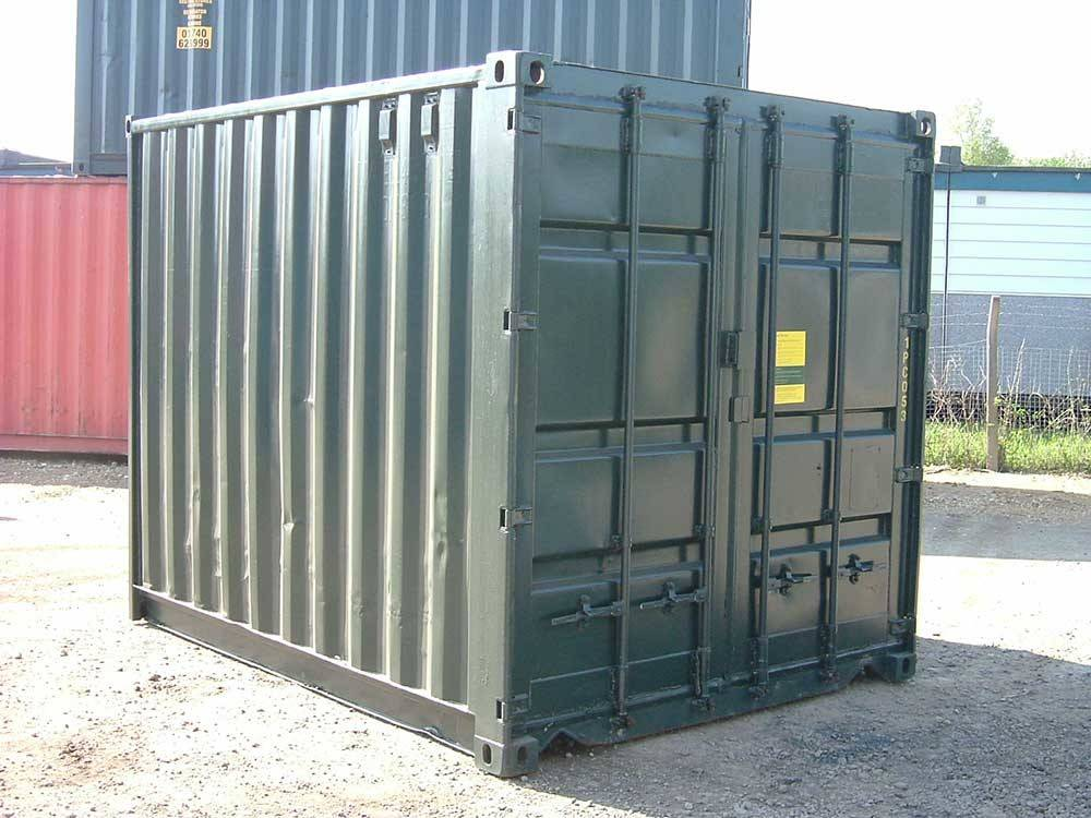 Refurbished Used Shipping Container Sale
